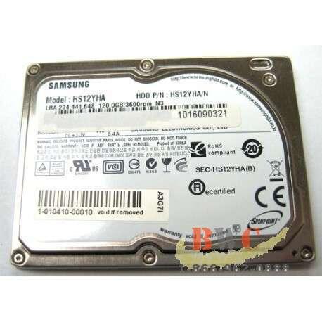 MacBook Air 120GB SATA Hard Drive