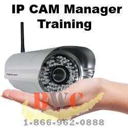 IP Cam Manager Traning