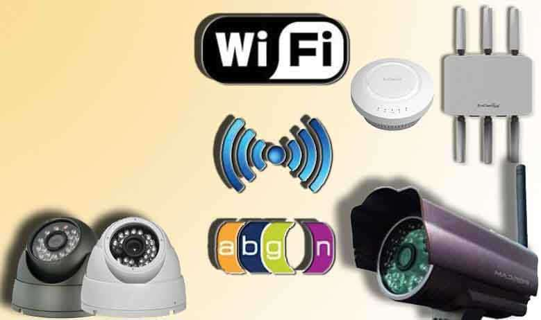 Wifi cams and WIFI Mesh