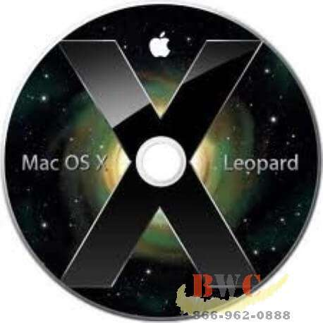 OS X Leopard install