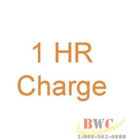 Per hour Fix charge